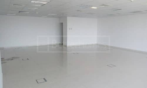 Fitted office for rent in Jumeirah Bay Tower