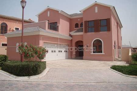 5 Bedroom Villa for Sale in Jumeirah Golf Estate, Dubai - Renovated