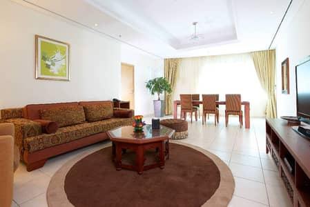 Furnished Two Bedroom En-Suite in Dubai Marina!