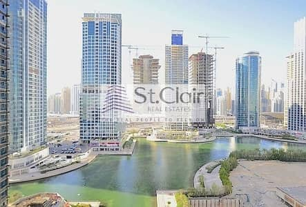 Furnished|Lake View 1BR|Icon Tower JLT