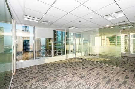 Fitted office with partitions | Saba 1