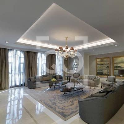 Mediterranean 7 Bedrooms Mansion in MBR City