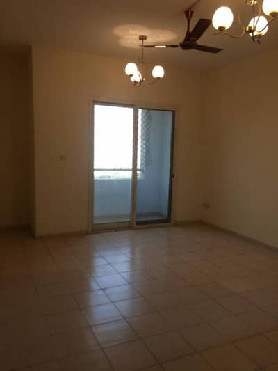 Well Maintain And Lush 1 bedroom with balcony garden view Close to bus stop Rent 38000 by 4 payment