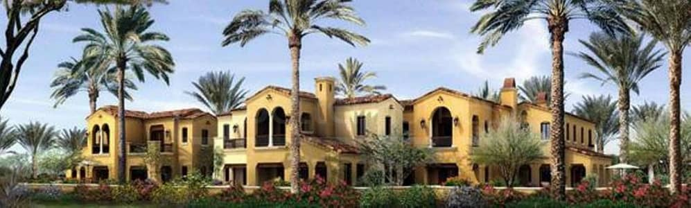 Spanish Style 2 bed Palmera Villa with Rental Yield