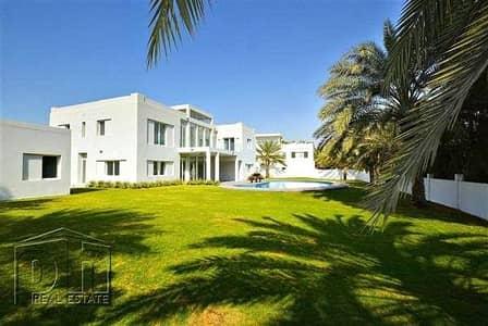 5 Bedroom Villa for Sale in Emirates Hills, Dubai - Upgraded Modern Villa on Large Plot