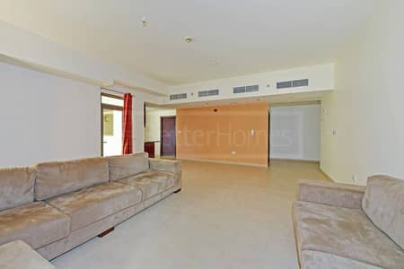Vacant - Large one bedroom apartment in Amwaj