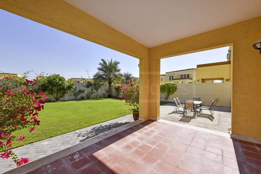 28 Beautiful and very well maintained villa