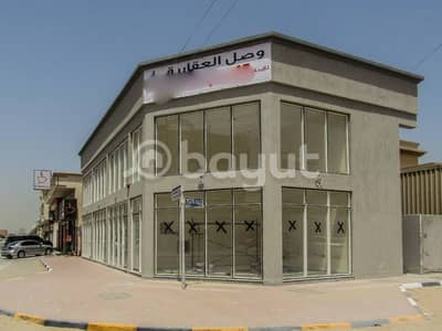 Shop for Rent in Al Rawda, Ajman - Shop spaces for rent in Al Rawda Ajman