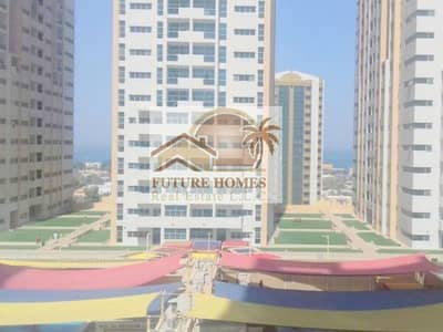 1 Bedroom Apartment for Sale in Al Sawan, Ajman - Good low priced Offer..1bhk flat for sale in Ajman One Towers with parking