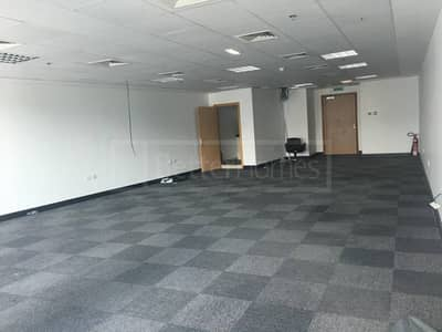 Fitted Office   On High Floor   City View