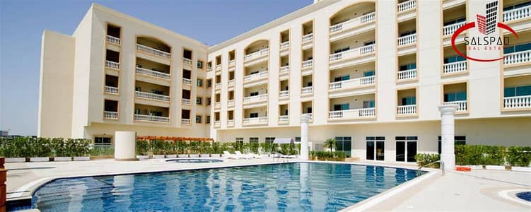 Brand New!!! 1 bed apartment for SALE in Plaza Residences
