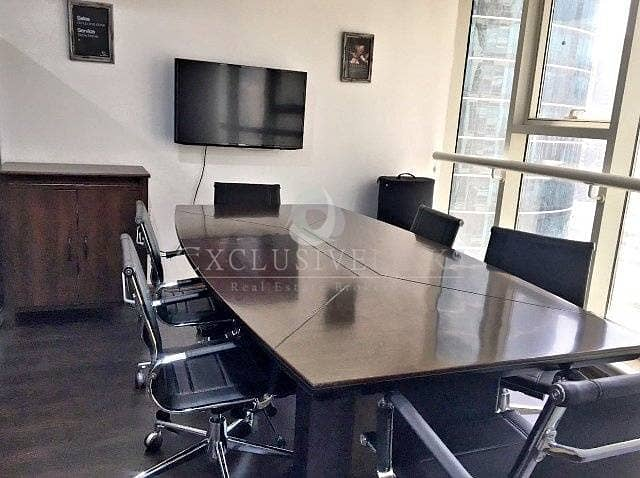 6 Furnished Office Near Metro Facing SZR