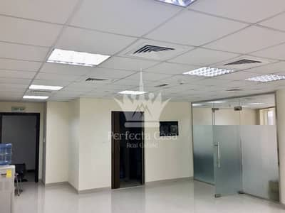 Office With Panoramic View | Attached Toilet | Parking Space