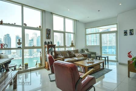 2 Bedroom Flat for Sale in Dubai Marina, Dubai - Biggest Layout | Marina View | Call Now