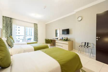 Spacious and Luxury 1 Bedroom Fully Furnished - NO COMMISSION