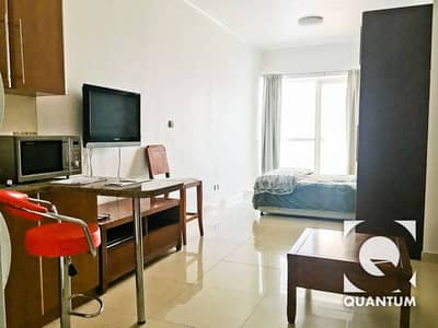 Stunning Large Furnished Studio With Balcony