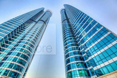 Shell and core office in Jumeirah Bay X2