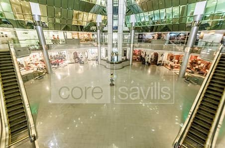 Semi-fitted retail vacant | Pyramid Centre