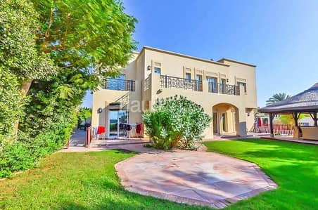6 Bedroom Villa for Sale in Arabian Ranches, Dubai - Golf Course views | Type 13 | Large Plot