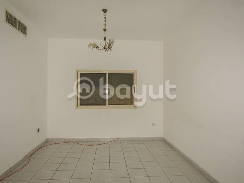 FREE AC // AL QASBA PLAZA - 2 BEDROOM FOR RENT view of Al Qasba Canal.