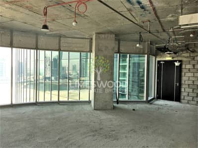 #UrgentSALE##OFFICE with BurjKhalifaView for Sale in The Binary Tower