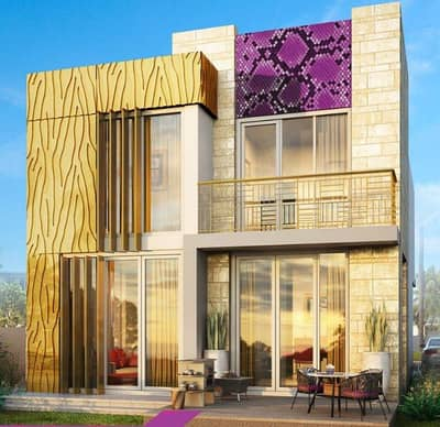 Fashionable villas with interior design by Just Cavalli from AED 1.3 m ..