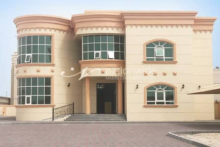 Top Quality 8 Bedroom Villa in Shakhbout