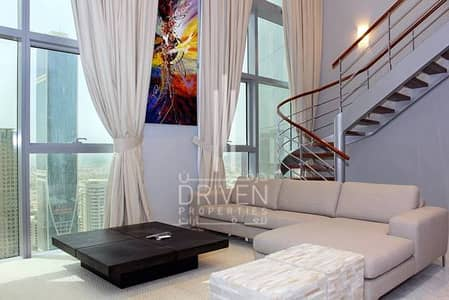 Fully Furnished | Large 2 Bed Duplex Apt