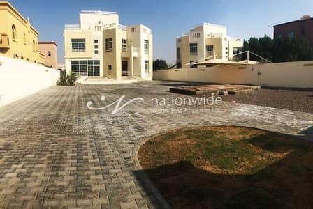 Ready to Move in 7BR Villa in Al Shamkha