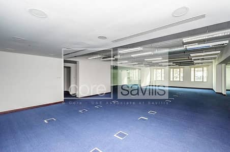 Available! Spacious fitted office | Bldg. 47