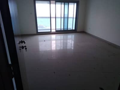3 Bedroom Apartment for Sale in Al Rumaila, Ajman - Awesome Full Sea view 3BHK in Cornish Tower Available For Sale