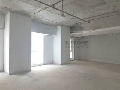 Vacant | Shell and Core Office | Sheikh Zayed Road View
