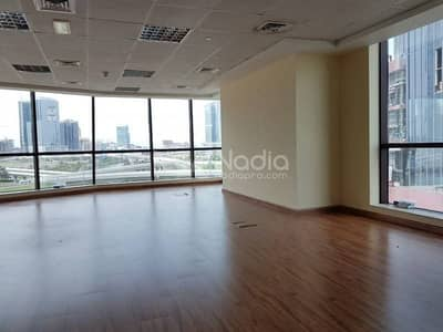 Fitted Office in Jumairah Bay X3. JLT for Rent