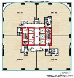 Typical Floor 2