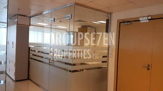 Fully Fitted Office for rent in Jumeirah Business Center Tower 5
