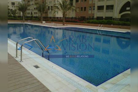 Pool & Park View I Gr floor I Masakin...