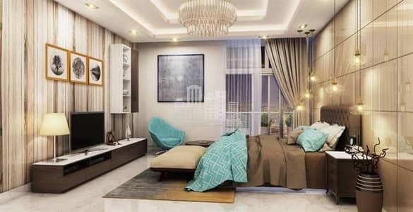 Luxurious 2BR | Fully Furnished Service Apartment | Al Furjan