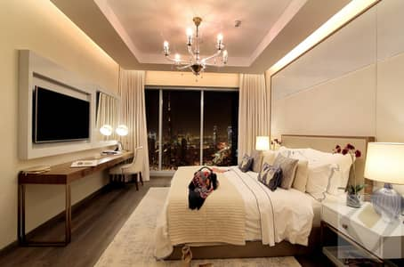 4 Bedroom Serviced Podium Villa . Private Pool