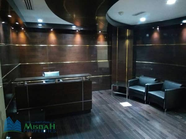 Offices in AL Barsha: Fully fitted