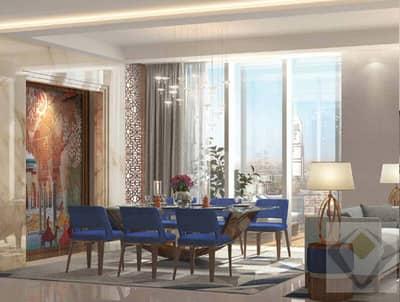 4 Bedroom Apartment   Burj Khalifa & Boulevard street view