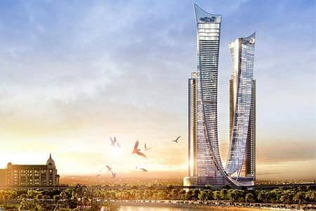 2-Bedroom on Sheikh Zayed Road |overlooking Dubai Canal