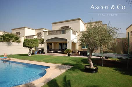Vacant on Transfer |4 Bedrooms with Pool