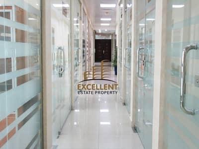 Nice Semi Furnished Office with Ready Tawtheeq in Corniche