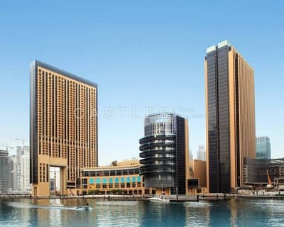Shop for Sale in Dubai Marina, Dubai - Shell & Core Brand New - Spacious Bright - Marina & SZR Views