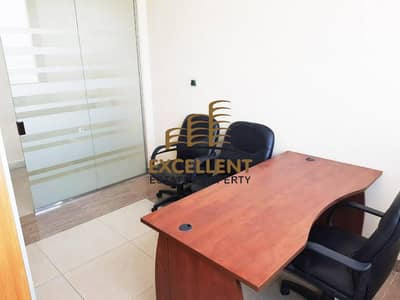 Fabulous  Semi Fitted Office with Ready Tawtheeq in Corniche