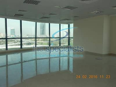 Ready to move in office in Jumeirah Bay X3