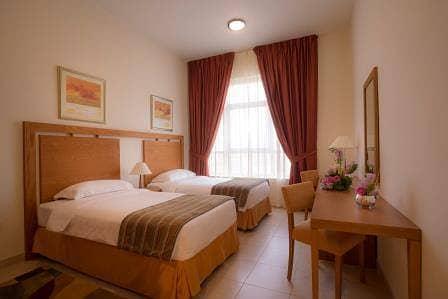 2 Bedroom Flat for Rent in Al Najda Street, Abu Dhabi - 2nd bedroom