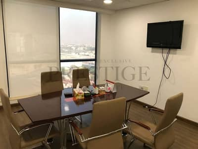 Office in Jumeirah Bay X2 | Rented | JLT