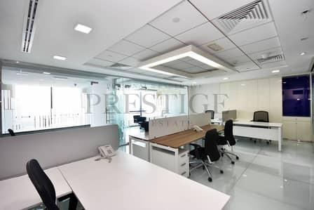 Fitted Office I Jumairah Bay Tower I JLT