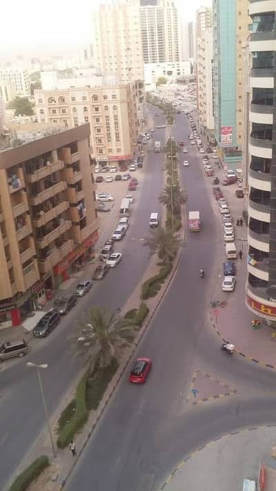 1bhk open view in Ajman one for rent